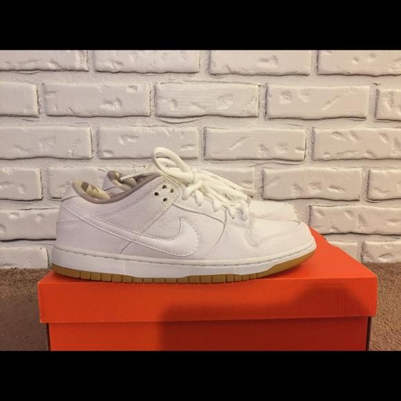 online retailer 59f1f bb1e2 DS Nike Dunk Low SB Un-Tokyo White Canvas